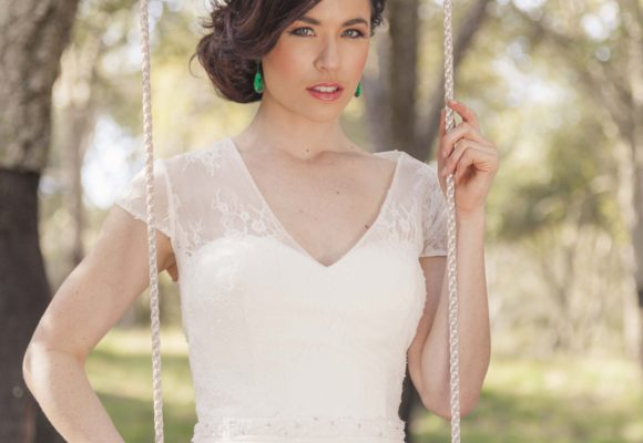 Blush Styled Bridal Shoot